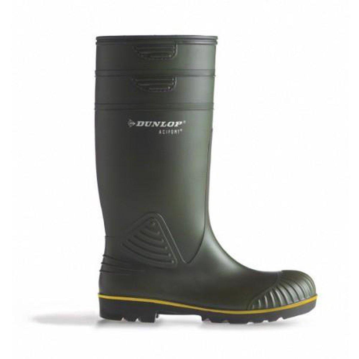 Dunlop regenlaars 44