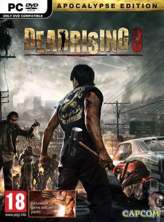 Dead Rising 3 (Apocalypse Edition) (DVD-Rom) – Windows