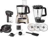 Moulinex DoubleForce FP828H - Foodprocessor