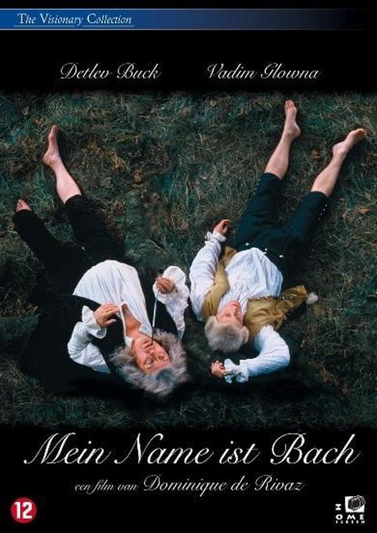 Cover van de film 'Mein Name Ist Bach'