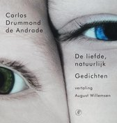 Boek cover De liefde, natuurlijk. Gedichten van Carlos Drummond de Andrade (Paperback)