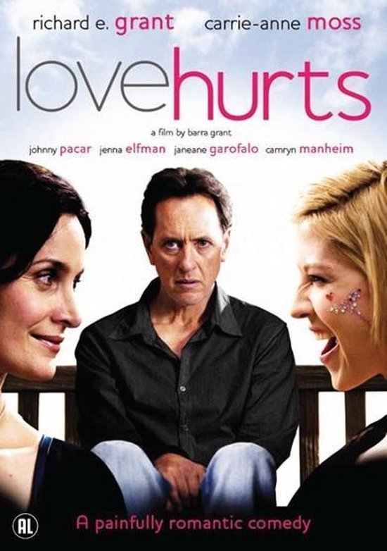 Cover van de film 'Love Hurts'