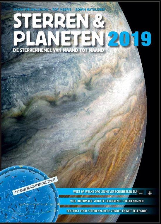 Sterren & planeten 2019 - Erwin van Ballegoij  