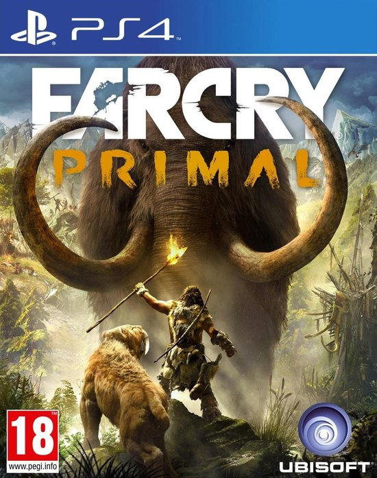Far Cry: Primal - PS4 - Ubisoft