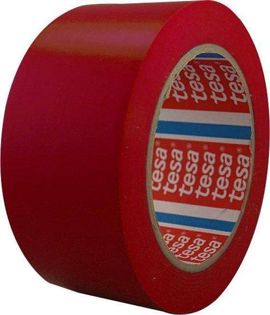 Vloermarkeringstape (Rood)