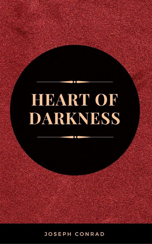 Boek cover The Heart of Darkness van Joseph Conrad