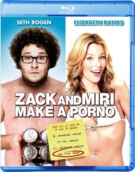 Cover van de film 'Zack & Miri Make A Porno'