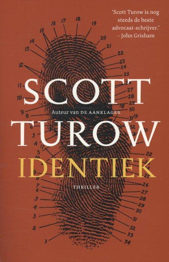 Identiek - Scott Turow |