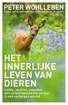 Boek cover Het innerlijke leven van dieren van Peter Wohlleben
