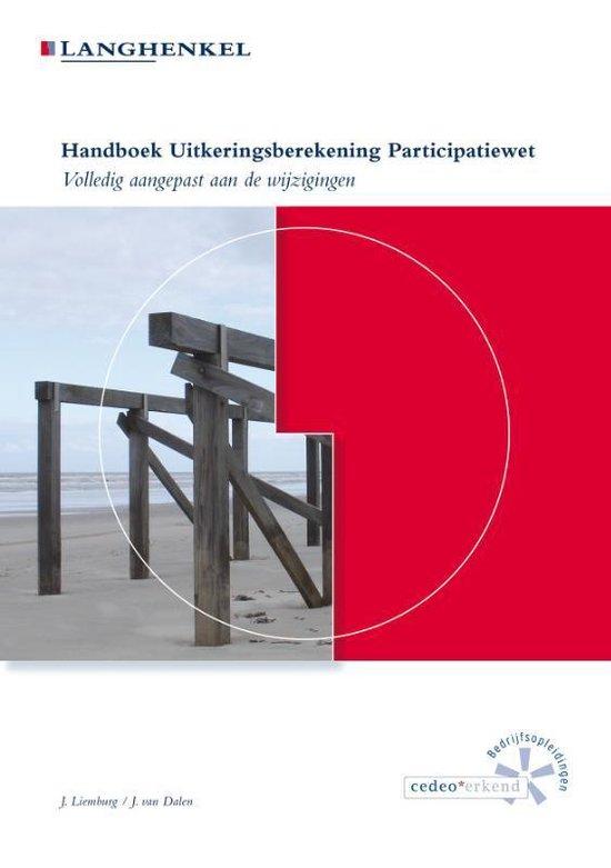 Handboek Uitkeringsberekening Participatiewet 2018 - Jacob Liemburg | Fthsonline.com