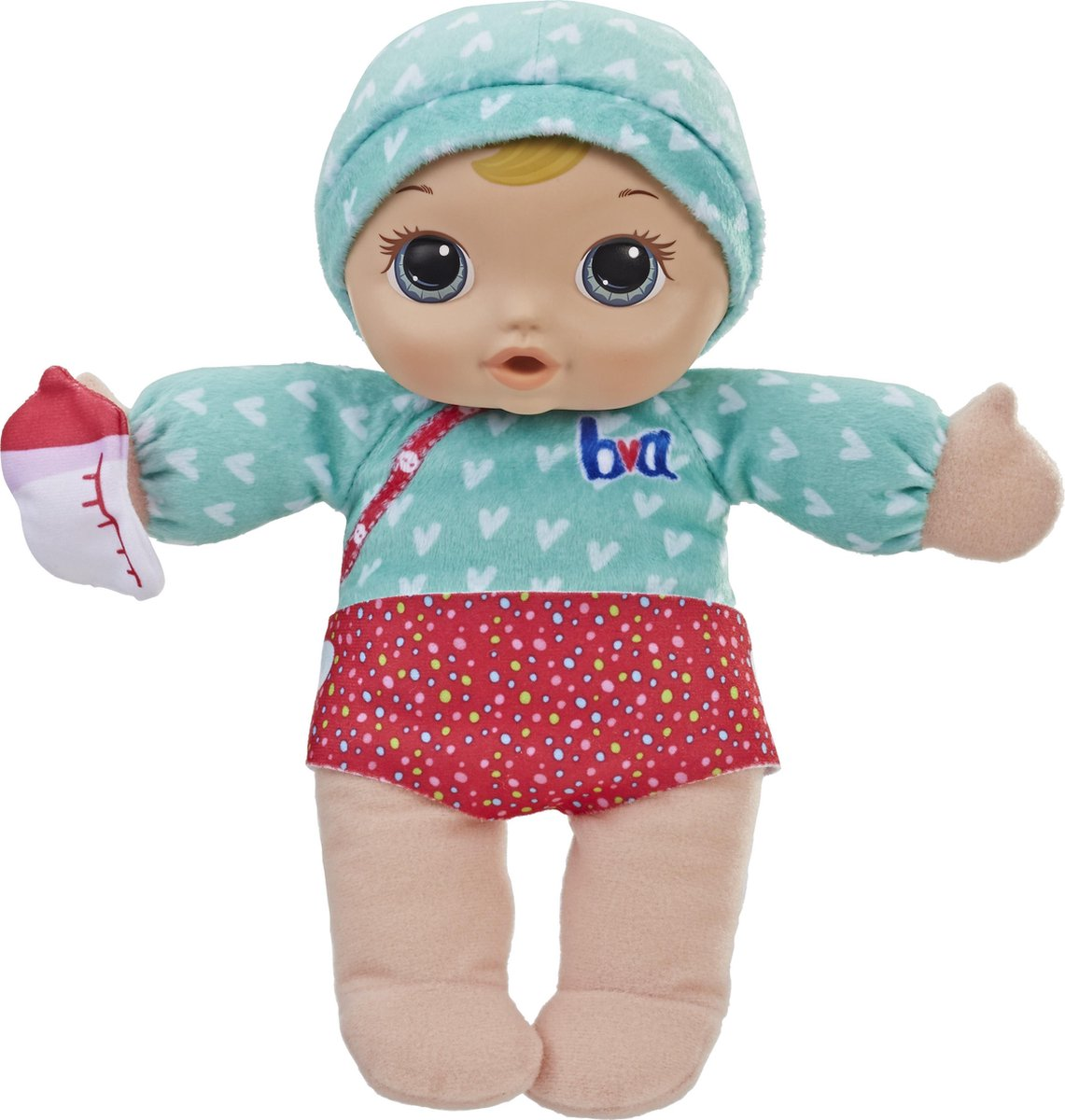 Baby Alive Knuffel Baby Blond