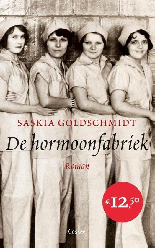 De hormoonfabriek - Saskia Goldschmidt |