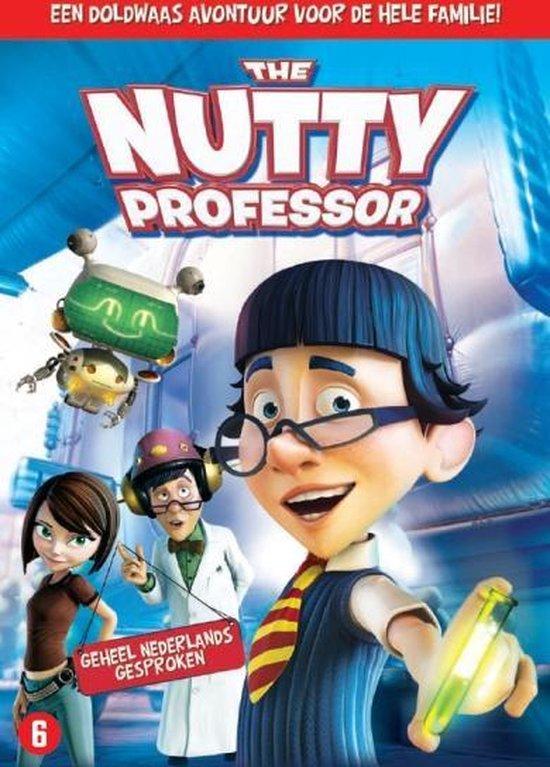 Cover van de film 'Nutty Professor'