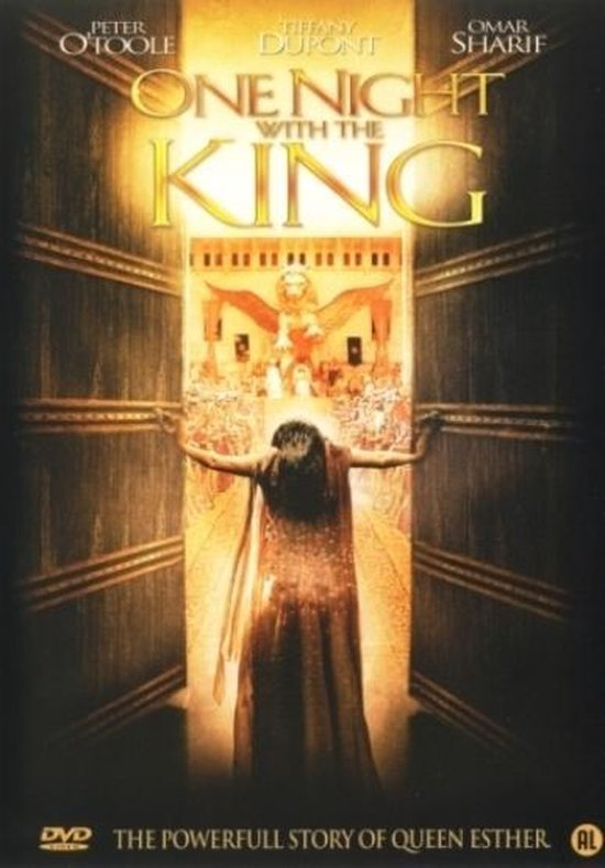Cover van de film 'One Night With The King'