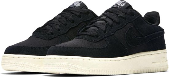 bol.com | Nike Air Force 1 (GS) Suede Sneakers Junior ...