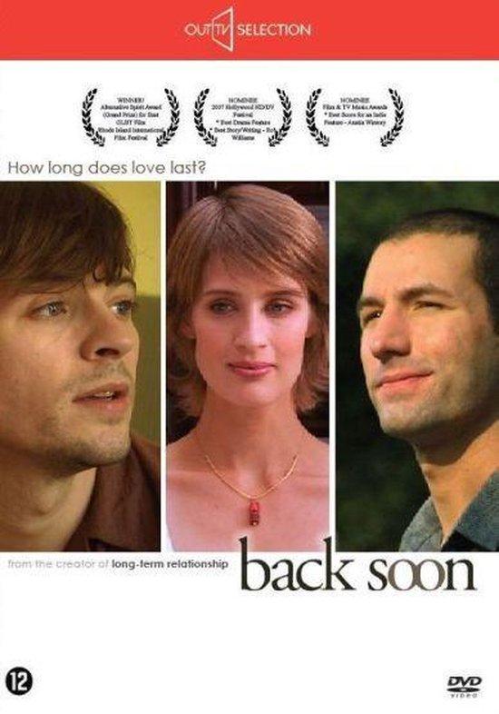 Cover van de film 'Back Soon'