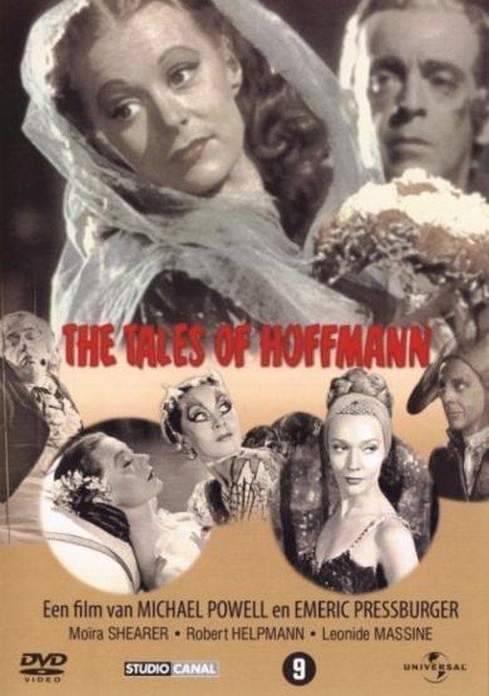 Cover van de film 'The Tales Of Hoffman'