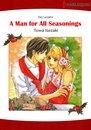 Omslag A MAN FOR ALL SEASONINGS (Harlequin Comics)