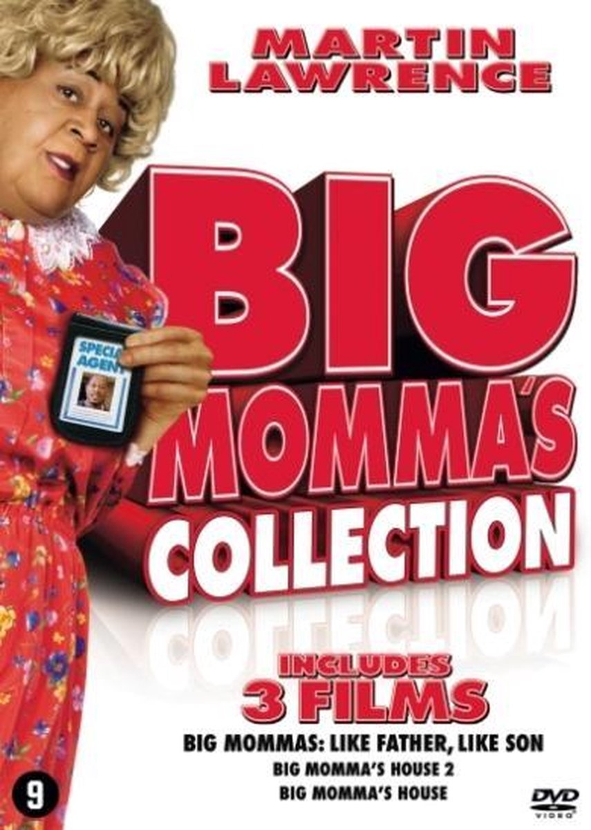Big Momma's House 1 t/m 3 - Movie