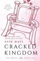 Boek cover Cracked Kingdom van Erin Watt