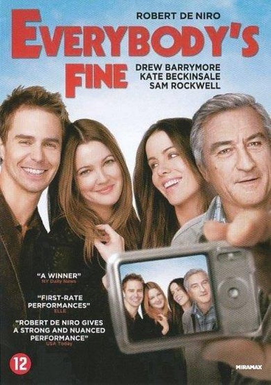 Cover van de film 'Everybody's Fine'