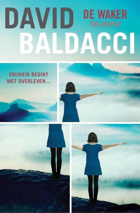 Boek cover Vega Jane 2 - De waker van David Baldacci