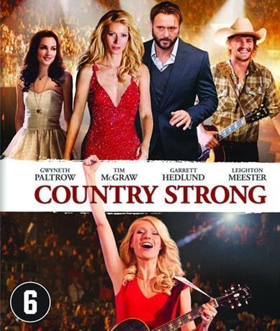 Cover van de film 'Country Strong'