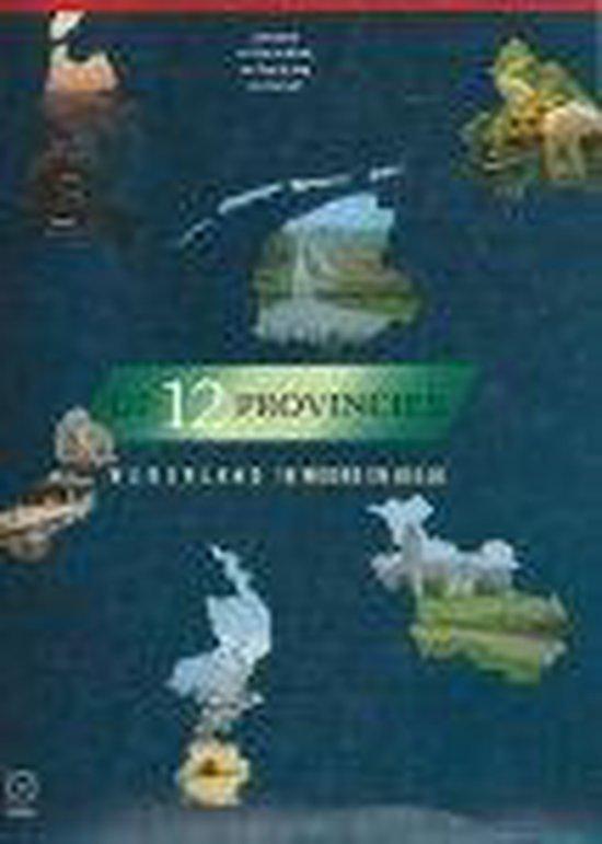 12 provincies nederland in woord en beeld - Wim ten Brinke |
