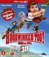 Hoodwinked Too!: Hood vs. Evil (Superkapje) (3D+2D Blu-ray)