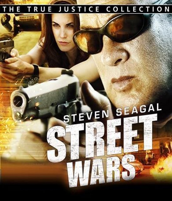 Cover van de film 'True Justice - Street Wars'