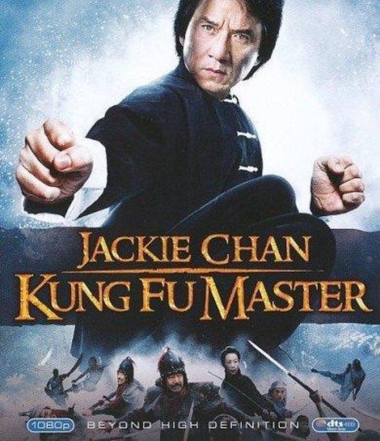 Cover van de film 'Kung Fu Master'