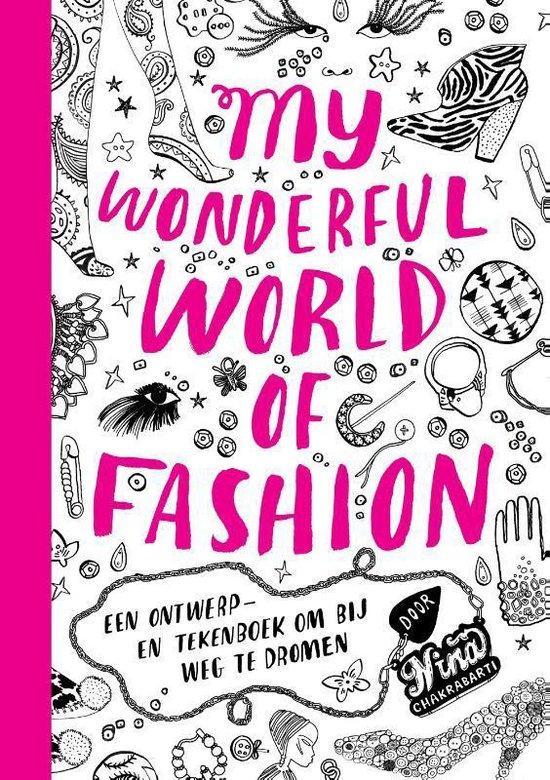 My Wonderful World of Fashion - Nina Chakrabarti pdf epub