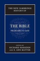 Boek cover The New Cambridge History of the Bible van Richard Marsden