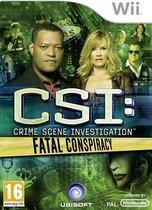 CSI: Crime Scene Investigation: Fatal Conspiracy