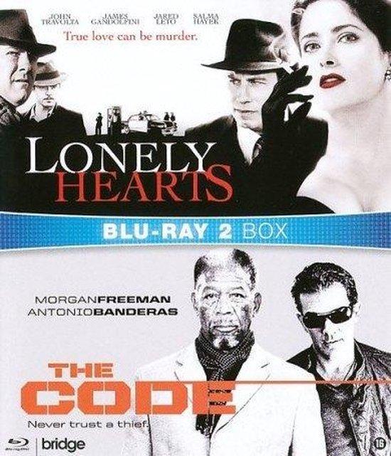 Cover van de film 'Lonely Hearts/The Code'