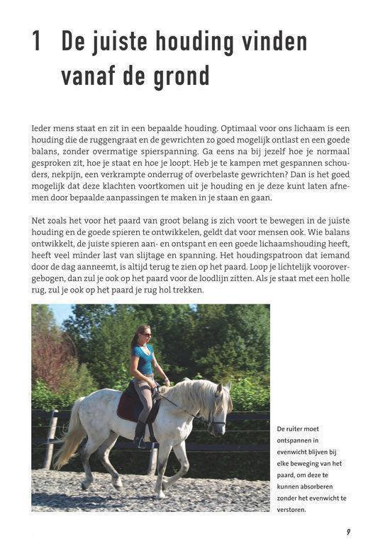 In balans met je paard - Lisanne Thomas