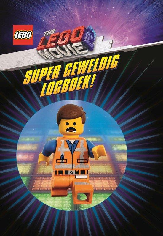 Lego - LEGO Movie 2: Super geweldig logboek - Merkloos |