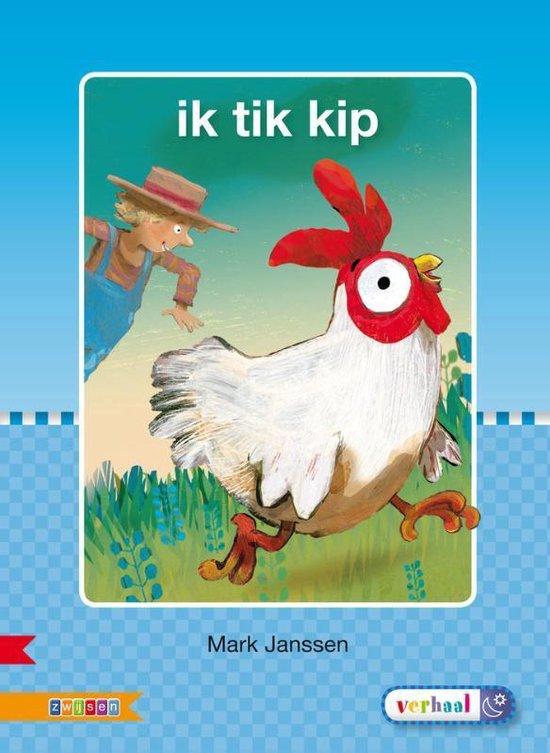 Ik tik kip AVI S - Auteursgroep Zwijsen pdf epub