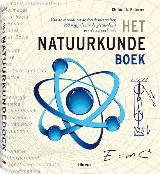 Het natuurkundeboek - Clifford Pickover |
