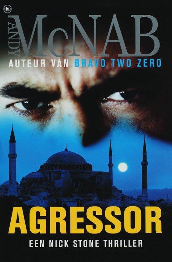 Agressor - Andy McNab pdf epub