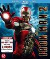 Iron Man 2 (Blu-ray+Dvd combopack)