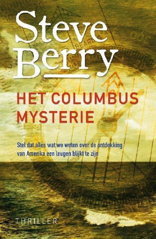 Het Columbus mysterie - Steve Berry   Fthsonline.com