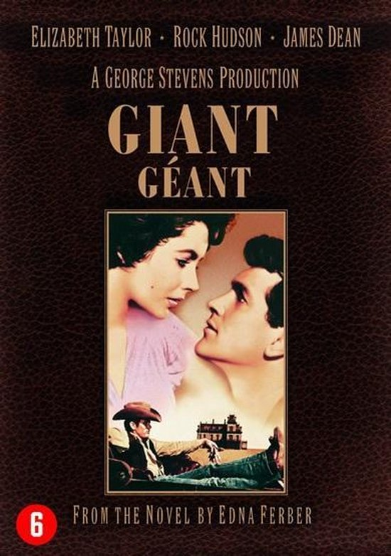 Cover van de film 'Giant'