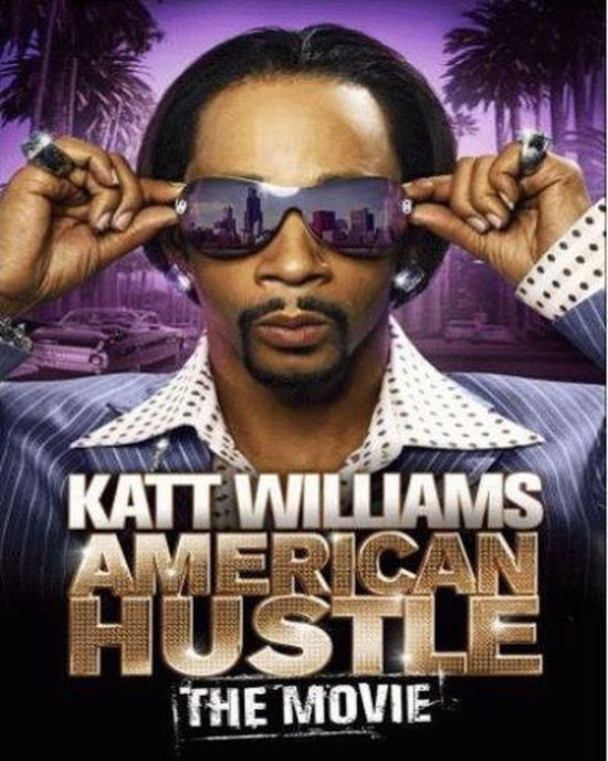 Cover van de film 'American Hustle'