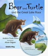 Omslag Bear and Turtle and the Great Lake Race