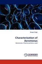 Characterization of Aeromonas