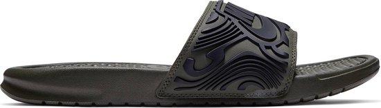 | Nike Benassi Jdi Se Slippers Heren Zwart Maat 40