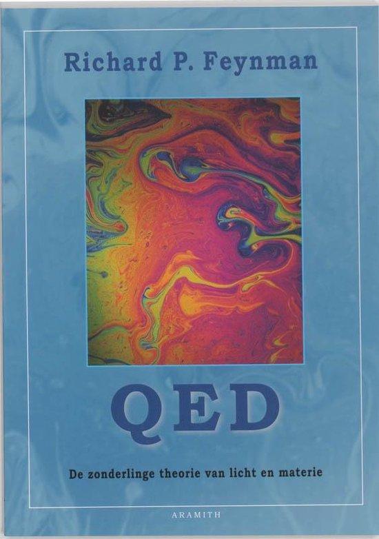 QED - Richard P. Feynman  