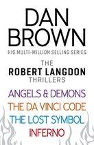 Afbeelding van Dan Browns Robert Langdon Series