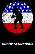 Rugby Scorebook